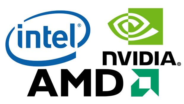 Amd, Intel y Nvidia Drivers