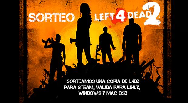 Sorteo L4D2